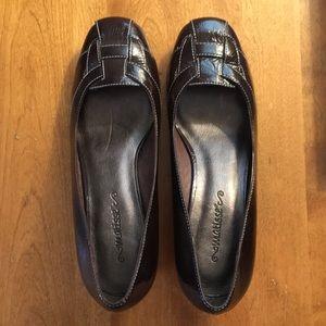 Matisse wedge shoe.